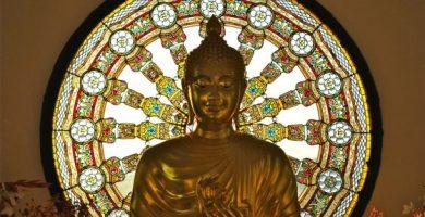 buddha .